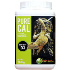 Pure Cal without D3 - 2600g