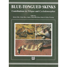 Blue-Tongued Skinks - Contributions to Tiliqua and Cyclodomorphus